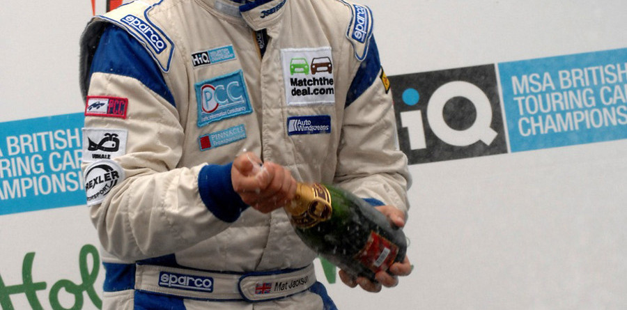Jackson continues superb form at Silverstone