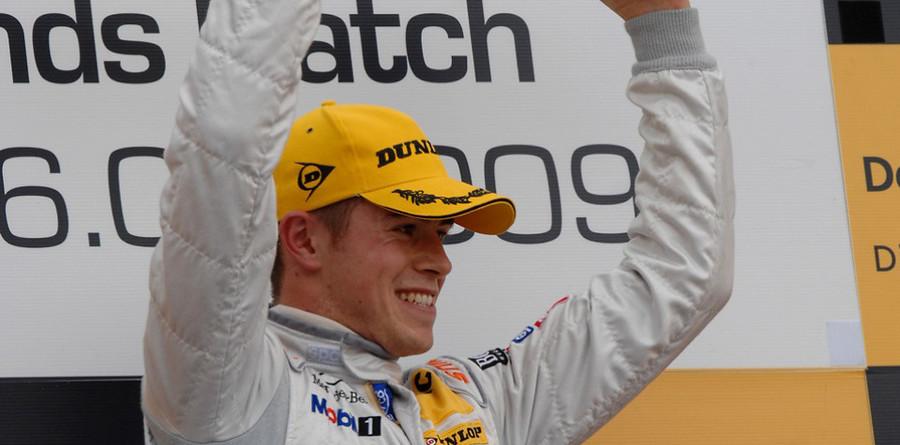 Di Resta returns to top step at Brands Hatch