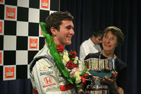 SBRS: De Phillippi gives USA Trophy win at Silverstone