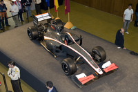 HRT F1 unveils their 2010 contender in Spain