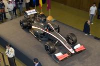 HRT F1 unveils their 2010 contender in Spain