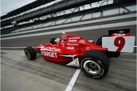 Dixon tops Indy 500 first all-skate speedchart