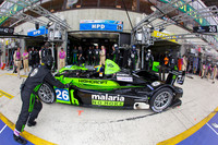 Le Mans Notebook: HPD reveals 2011 engine