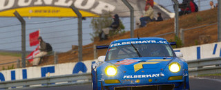 Le Mans Felbermayr-Proton brings Porsche back to top