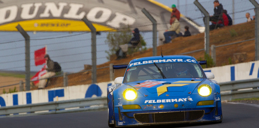 Felbermayr-Proton brings Porsche back to top