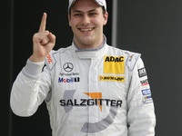 Paffett beats Spengler to Adria pole