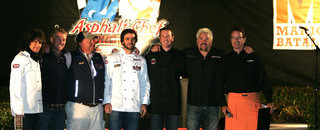 Charity Asphalt Chef: Texan style fundraiser for kids