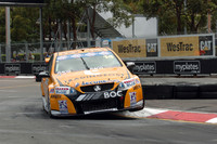 Bright upstages title contenders in Sydney practice