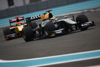 Bianchi slams home first Asia series 2011 victory