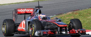 Formula 1 McLaren may be facing early 'gap' to rivals - Button