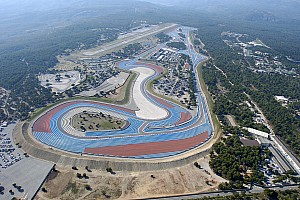 GP3 Status GP Paul Ricard test, day 1 report