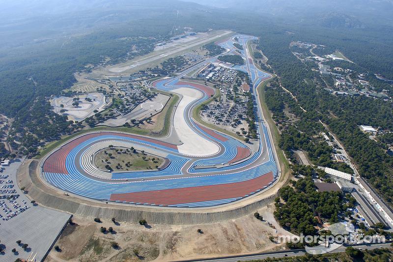 Status GP Paul Ricard test, day 1 report