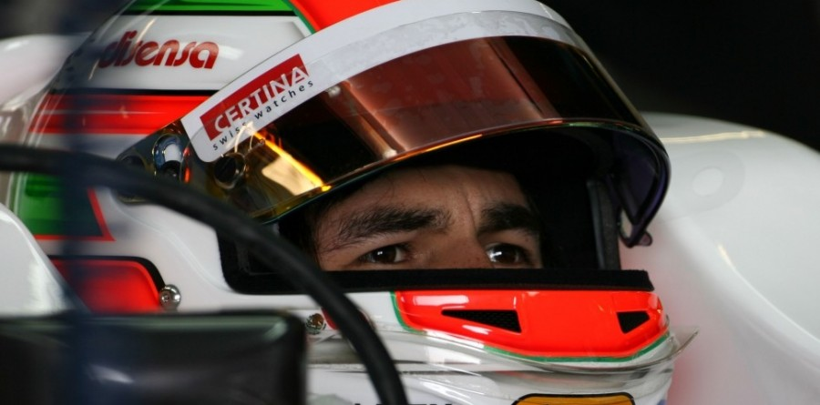 Perez places Sauber fastest on day three in Barcelona