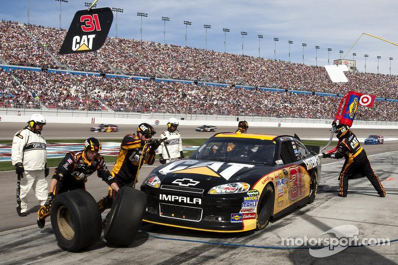 Jeff Burton race report
