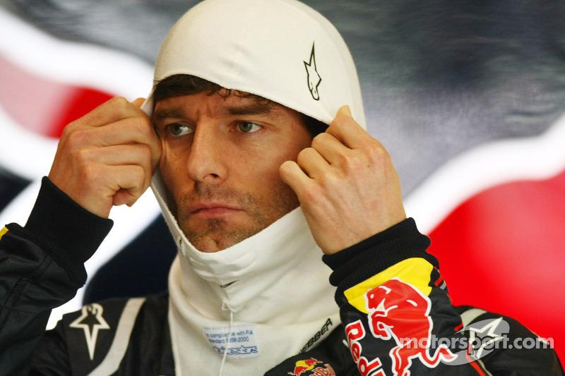 Red Bull investigates Webber's Australia struggle