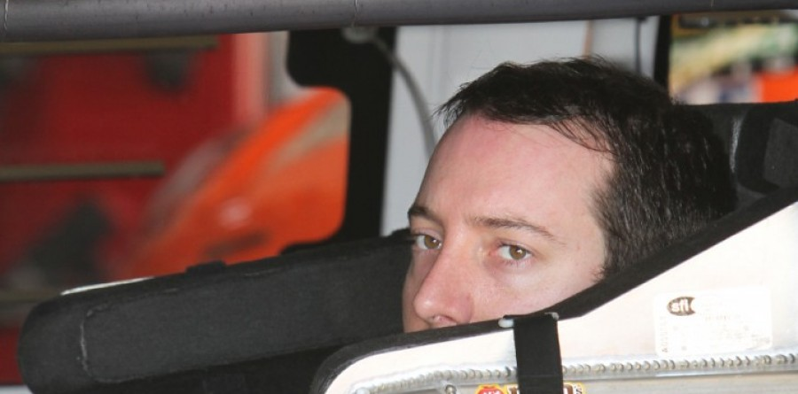 Kyle Busch - Friday media visit