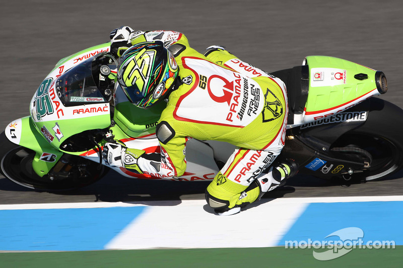 Pramac Racing Qualifying Report