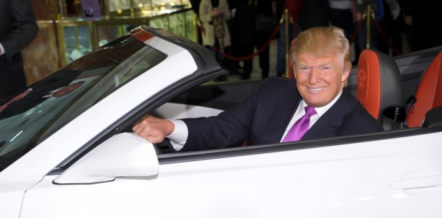 donald trump named to drive indy 500 pace car indycar news. Black Bedroom Furniture Sets. Home Design Ideas