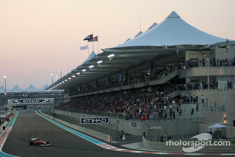 Abu Dhabi eyes changes to improve F1 overtaking