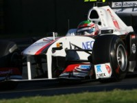 Sauber Friday Report