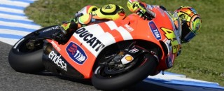 Ducati GP12 Test Report - Day 1