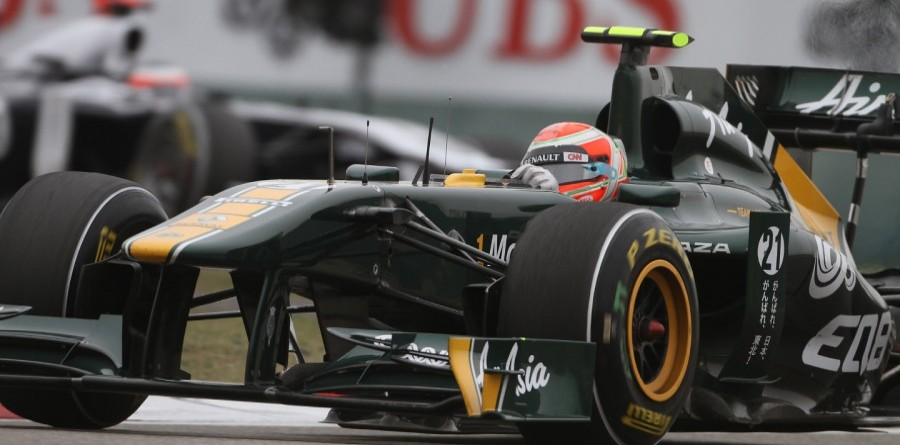 Team Lotus Race Report