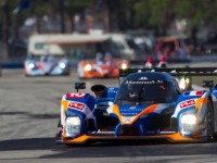 Team ORECA-Matmut Le Mans test preview