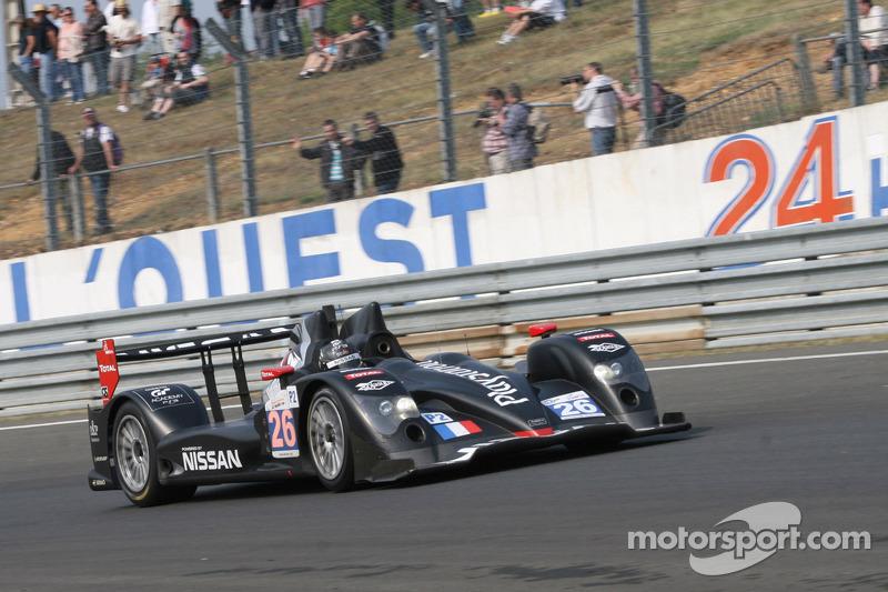 ACO Le Mans test report
