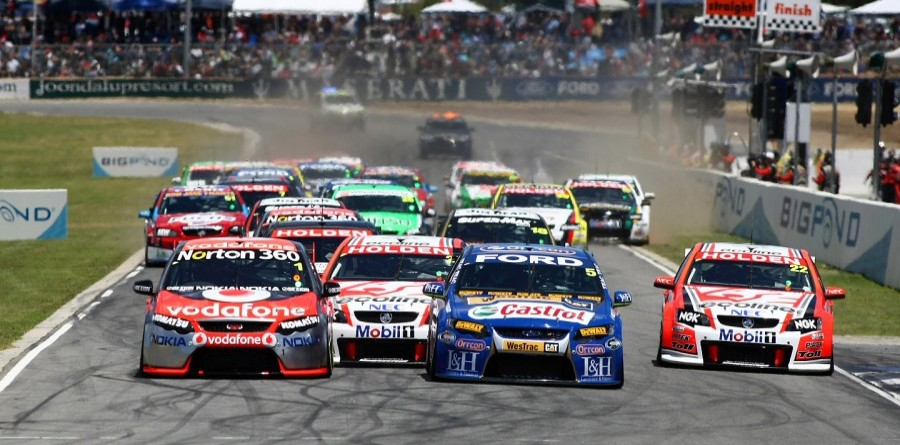 V8 Supercars Trading Post Perth Challenge Preview