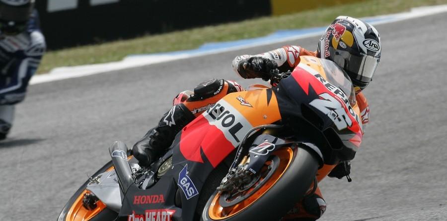 Repsol Honda Qualifying Report