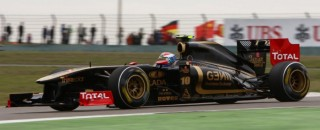 Lotus Renault Q & A with Vitaly Petrov