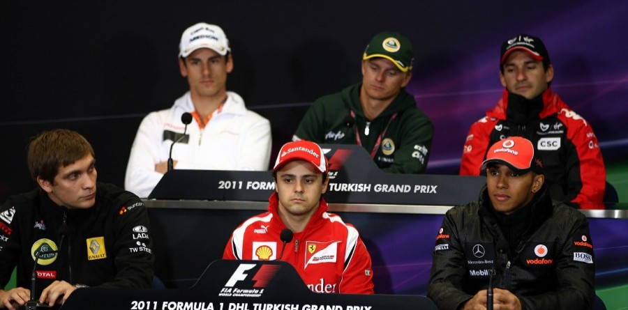 Turkish GP Thursday Press Conference