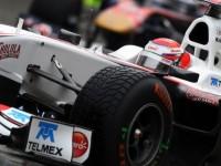 Turkish GP Sauber Friday Practice Report