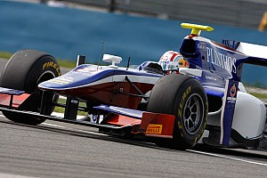 GP2 Trident Racing Istanbul qualifying report