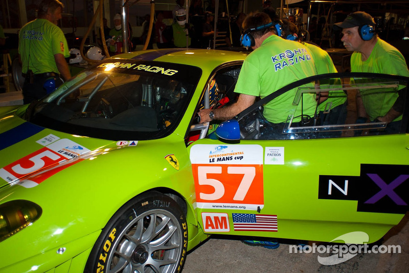 Krohn Racing Spa qualifying report