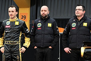 Formula 1 Boullier not sure Kubica can return to F1