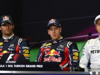 Turkish GP Qualifying Press Conference