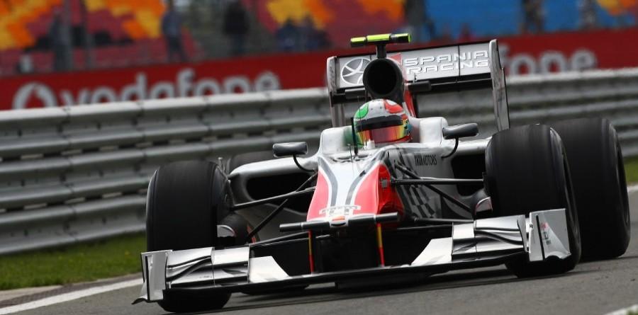 Turkish GP HRT Qualifying Report