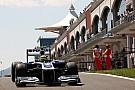 Turkish GP Williams Qualifying Report