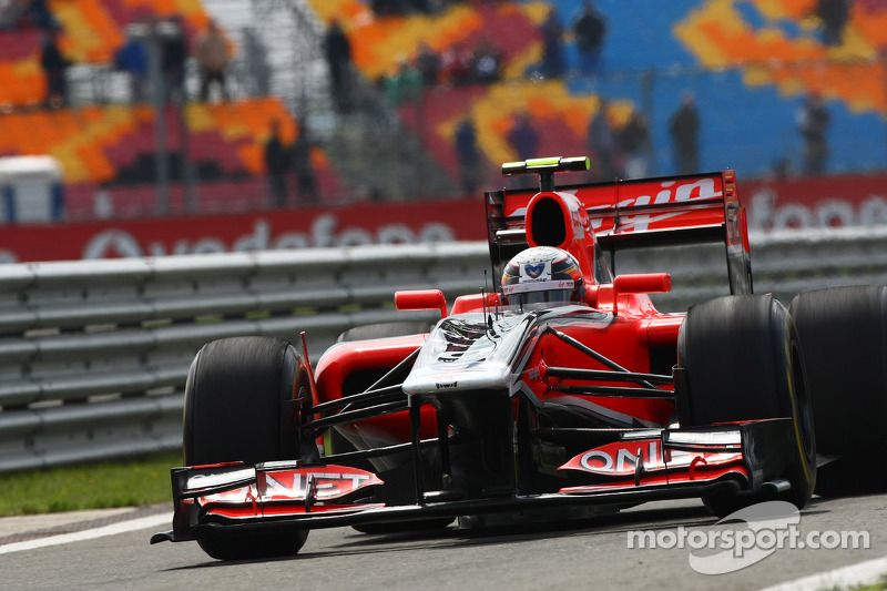 Turkish GP Marussia Virgin Qualifying Report