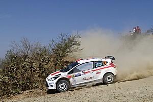 SWRC Rally Italia Sardegna Leg 3 Summary