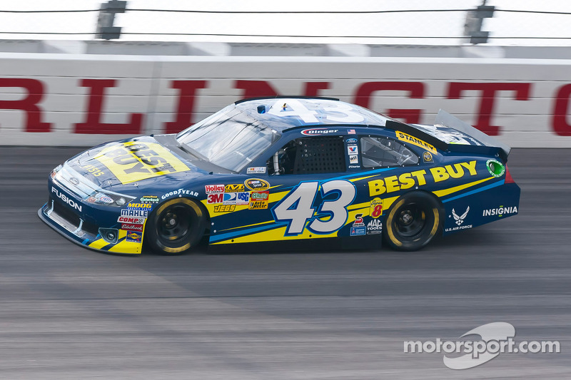 AJ Allmendinger Darlington race report