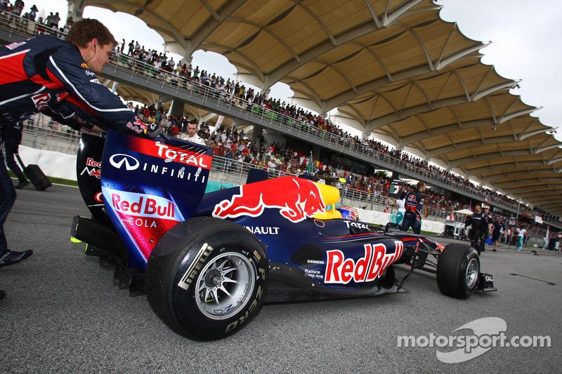 Red Bull Denies Breaking In-season Test Ban