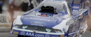 NHRA Robert Hight Looks To Repeat At Topeka