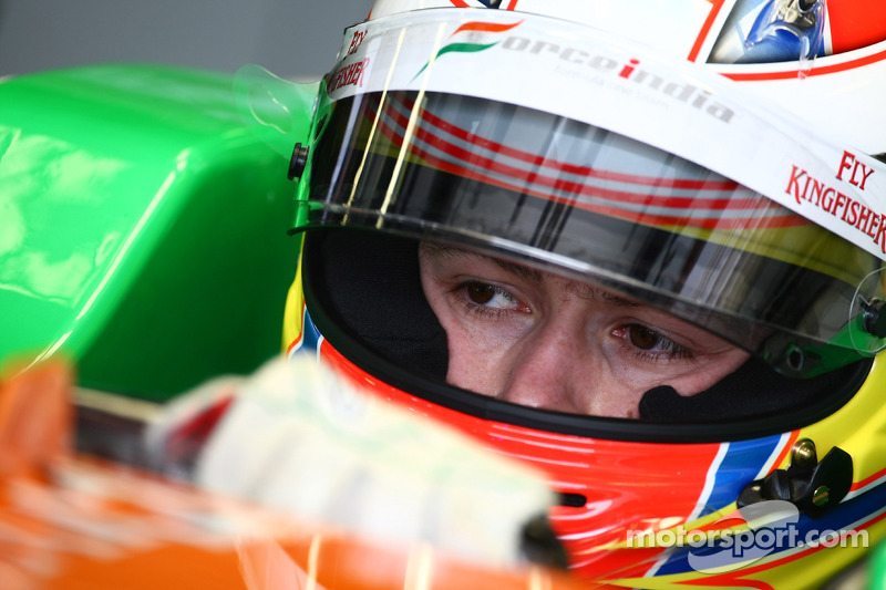 Force India Spanish GP Friday Practice Report