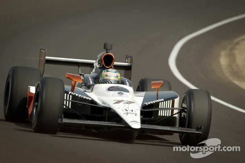 Sam Schmidt Motorsports Fast Friday Report At Indy