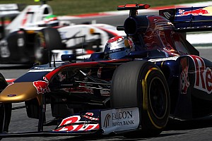 Toro Rosso Spanish GP Race Report