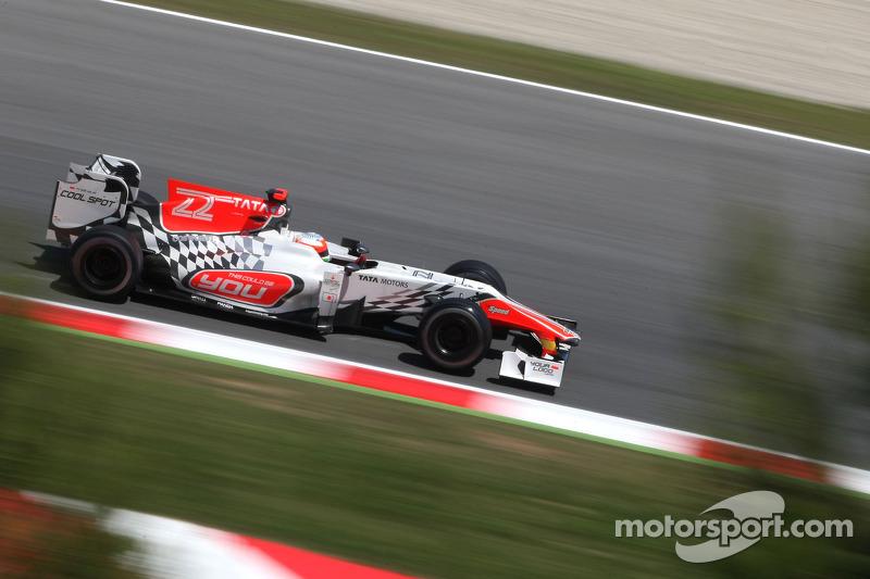 HRT hopeful ahead of Monaco GP at Monte Carlo