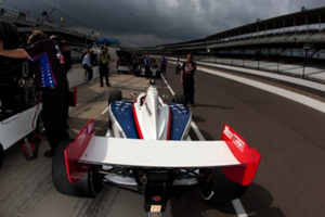 Indy Lights Rainout Puts Clauson On Freesdom 100 Pole