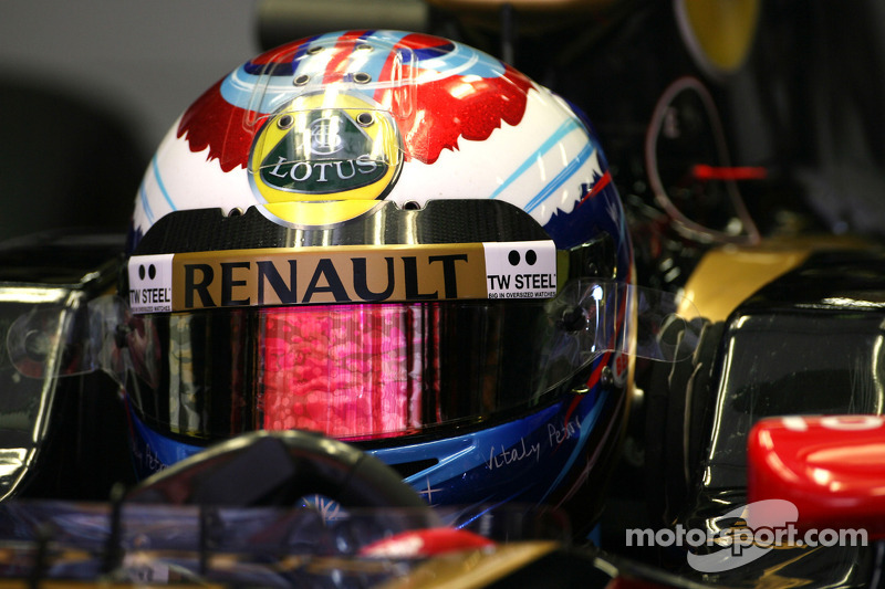 Lotus Renault Monaco GP Thursday Report